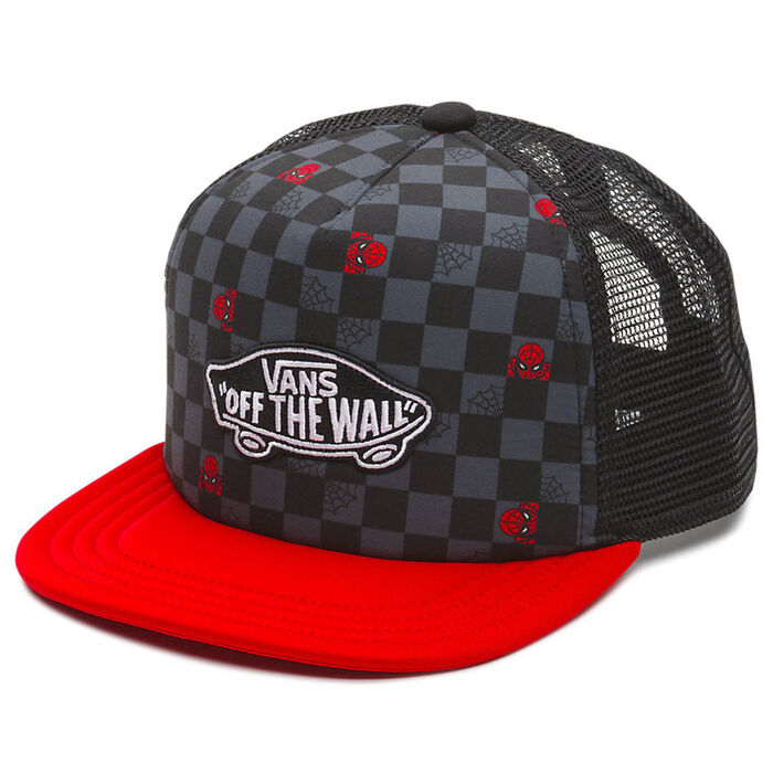 Junior Boys  Marvel Trucker Cap  7fbb109b8d5