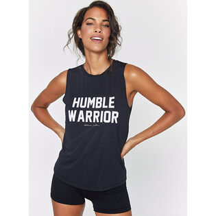 Women's Humble Warrier Active Muscle Tank Top