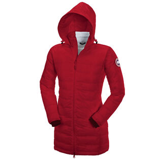 Women's Camp Down Hooded Jacket