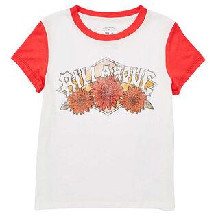 Junior Girls' [7-14] Wild Bloom T-Shirt
