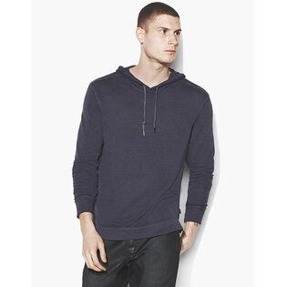 Men's Burnout Pullover Hoodie