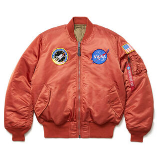 Men's NASA MA-1 Flight Jacket