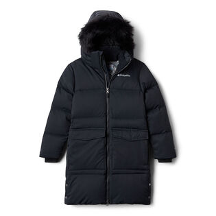 Junior Girls' [4-16] Rockfall™ Mid Down Jacket
