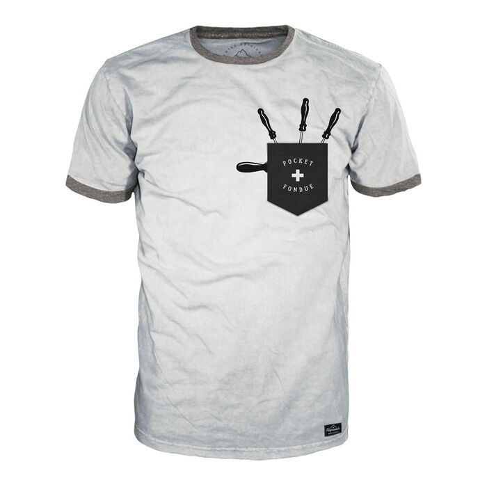 T-shirt Chaasfrasser pour hommes