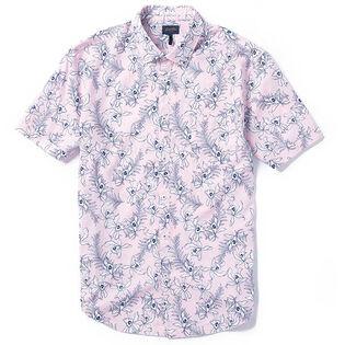 Men's Tiki Floral Shirt
