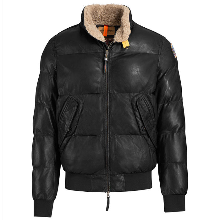 Men's Kristof Leather Jacket