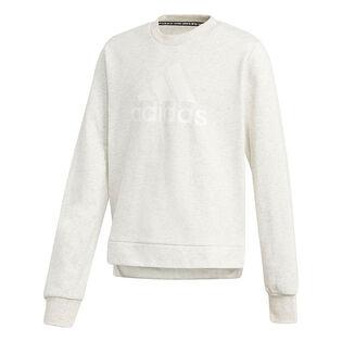 Junior Girls' [8-16] Future Icons Logo Crew Sweatshirt