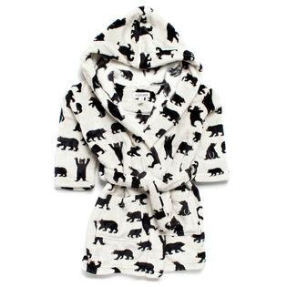 Kids' Moose Fleece Robe
