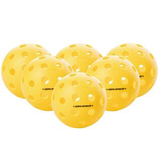 Balles Fuse pour pickleball intérieur (paquet de 6)