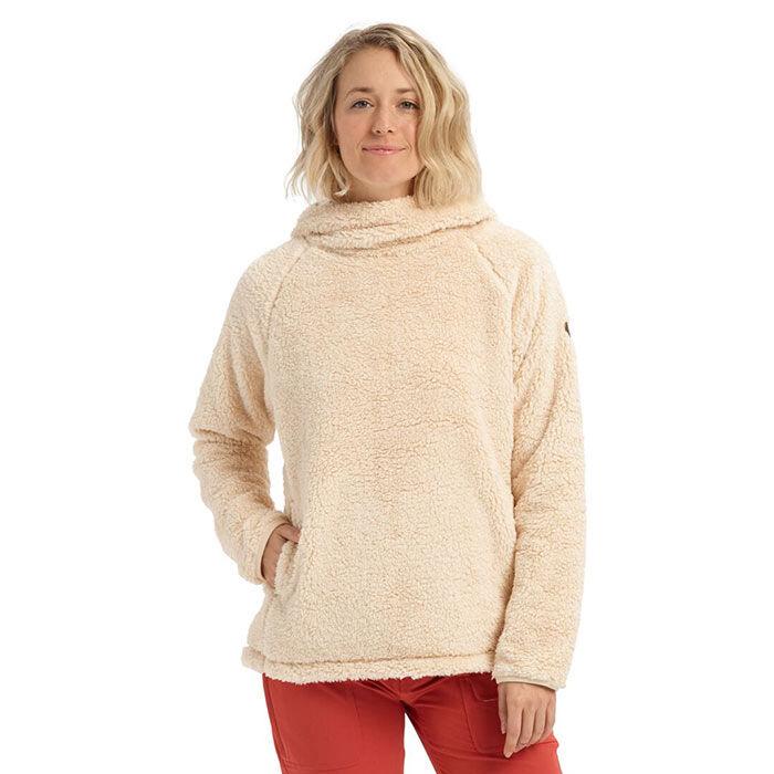 Women's Lynx Pullover Fleece Sweatshirt