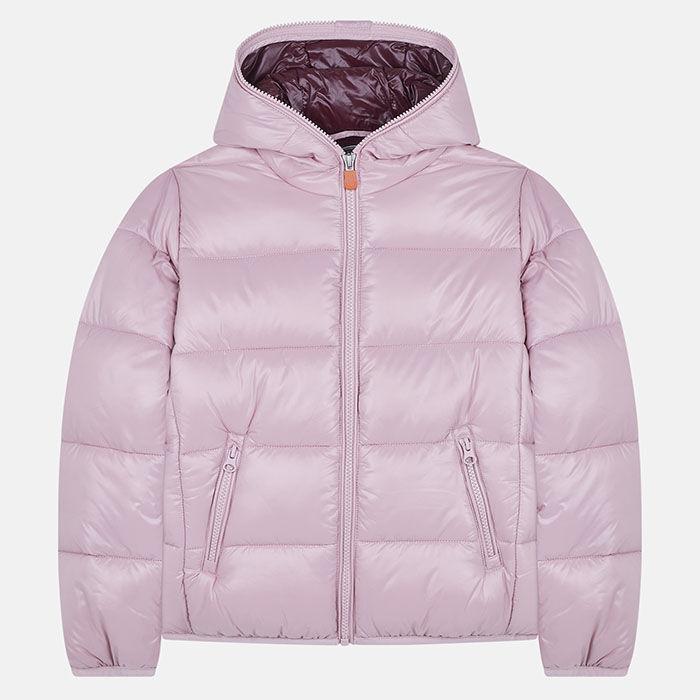 Junior Girls' [8-16] Luck Hooded Puffer Jacket