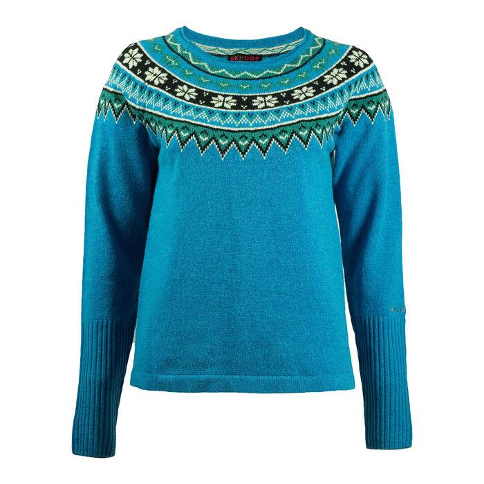 Women S Scandinavian Sweater Skhoop Sporting Life Online