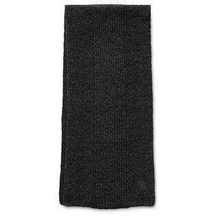 Men's Textured Knit Scarf