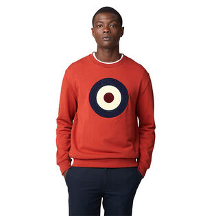 Men's Applique Target Sweatshirt