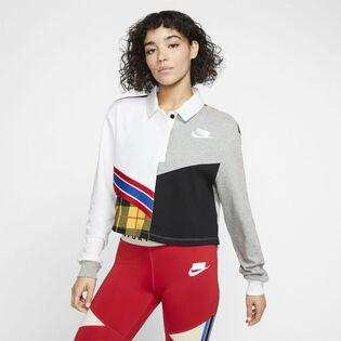 Women's Sportswear LS Polo