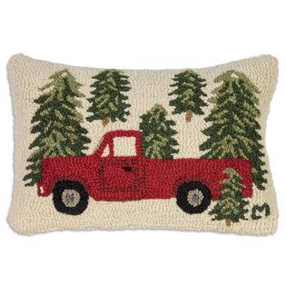 Tree Truck Pillow
