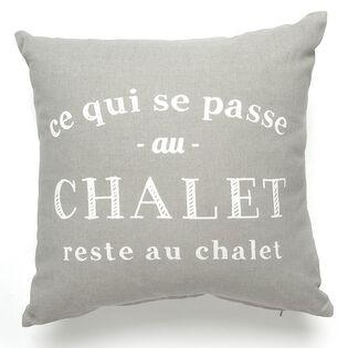 Chalet Pillow