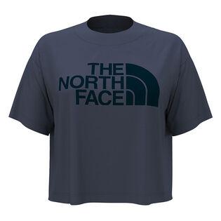 Women's Half Dome Cropped T-Shirt