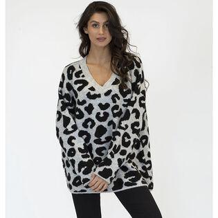Women's Dotty Sweater