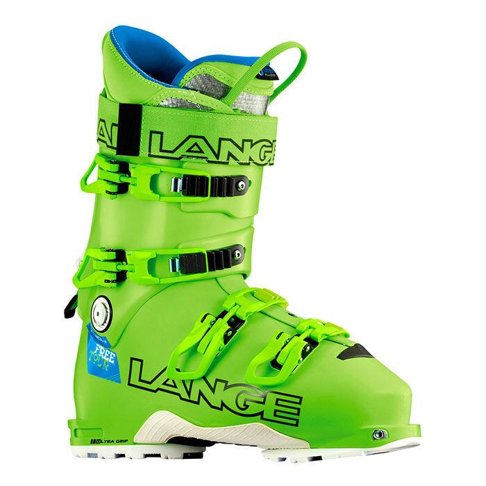Men's XT130 Low Volume Free Tour Ski Boot [2017]
