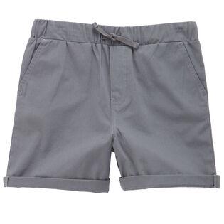 Junior Boys' [8-16] Stretch Slim Chino Short