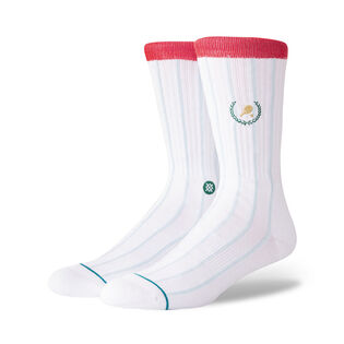 Men's Topspin Crew Sock