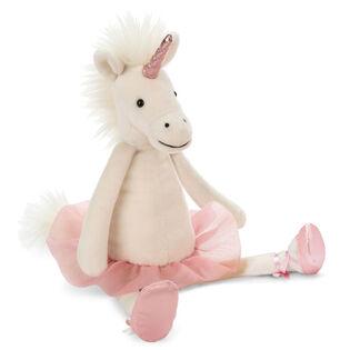 "Dancing Darcey Unicorn (9"")"