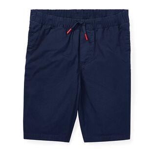 Short chino en coton pour garçons juniors [8-20]
