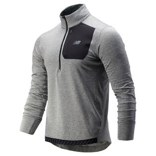 Men's NB Heat Quarter-Zip Top