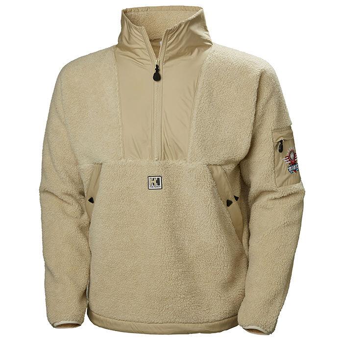 Unisex Heritage 1/2-Zip Pile Sweater
