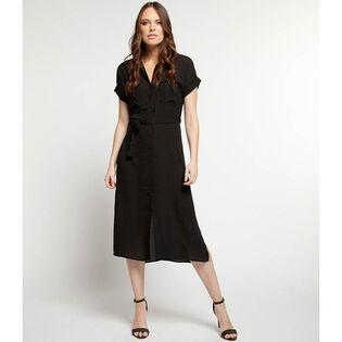Women's Safari Shirt Dress