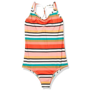 Junior Girls' [7-14] Rad Wave One-Piece Swimsuit
