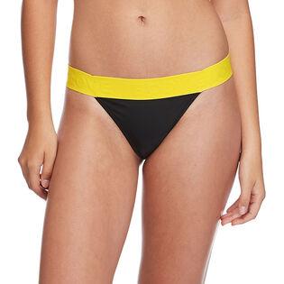 Women's Bombshell High Rise Bikini Bottom