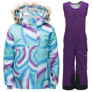 Girls' [2-7] Lola + Sparkle Two-Piece Snowsuit
