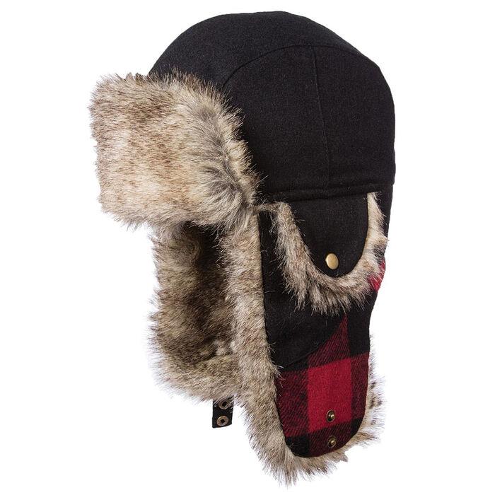 Unisex Mix Trapper Hat