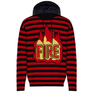 Men's Fire Sweater