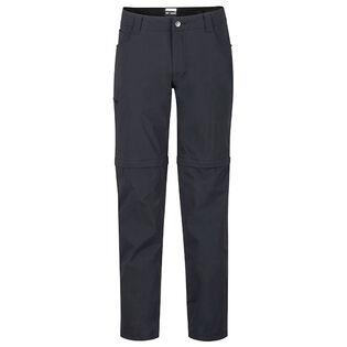 Pantalon convertible Transcend pour hommes
