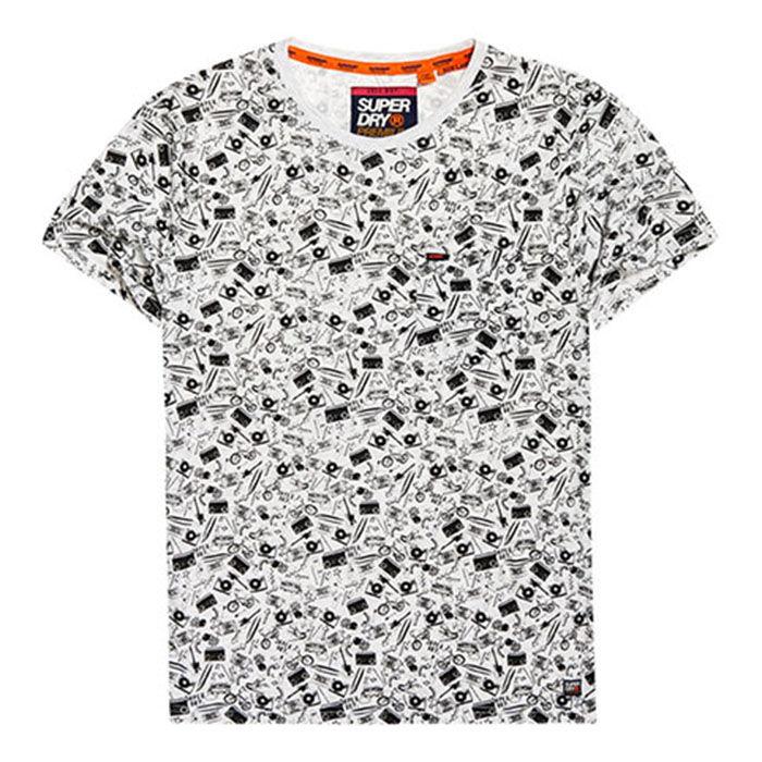 T-shirt AOP Lite New House Rules pour hommes
