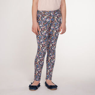 Junior Girls' [7-14] Floral Legging