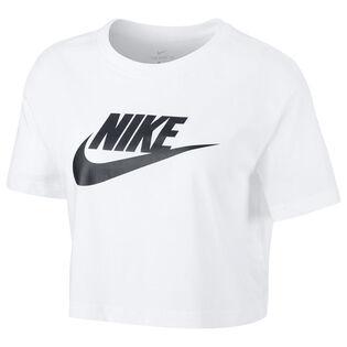 Women's Essential Crop T-Shirt