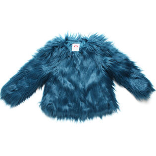 Junior Girls' Faux Fur Jacket