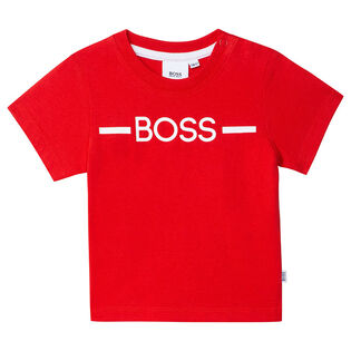 Boys' [2-3] Printed Logo T-Shirt