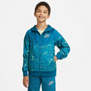 Coupe-vent Sportswear Windrunner pour garçons juniors [8-16]
