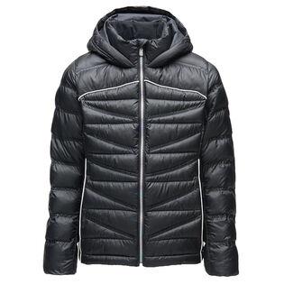 Junior Girls' [8-20] Timeless Hoodie Jacket
