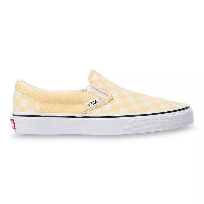 Women's Checkerboard Slip-On Shoe