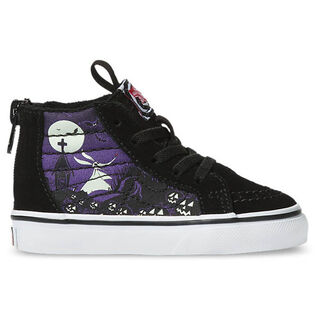 Babies' [4-10] Nightmare Before Christmas Sk8-Hi Zip Shoe