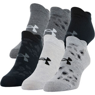 Women's Essential 2.0 No-Show Sock (6 Pack)