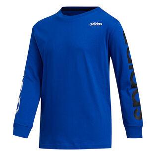 Junior Boys' [8-16] Linear LS T-Shirt