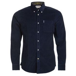 Men's Cord 2 Tailored Shirt