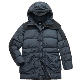 Men's Down Padded Lens Parka